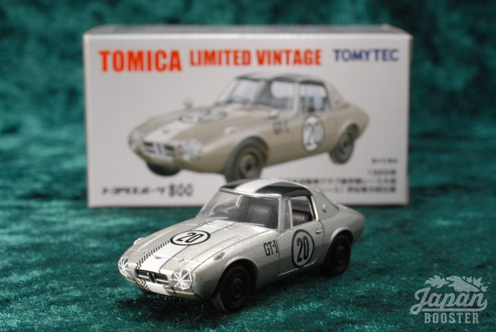 Tomica Limited Vintage The Japanese Car Era Vol 7 Toyota Sports 800