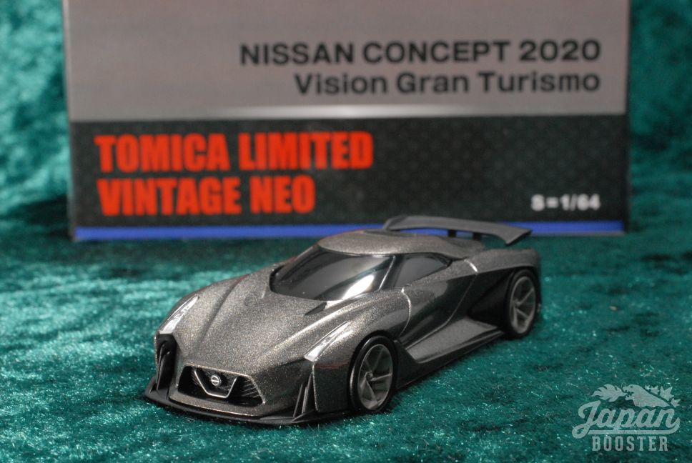 LV-NISSAN CONCEPT 2020 Gray