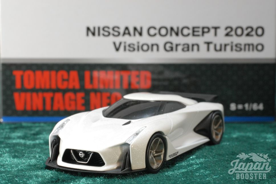 [TOMICA LIMITED VINTAGE NEO 1/64] NISSAN CONCEPT 2020 ...