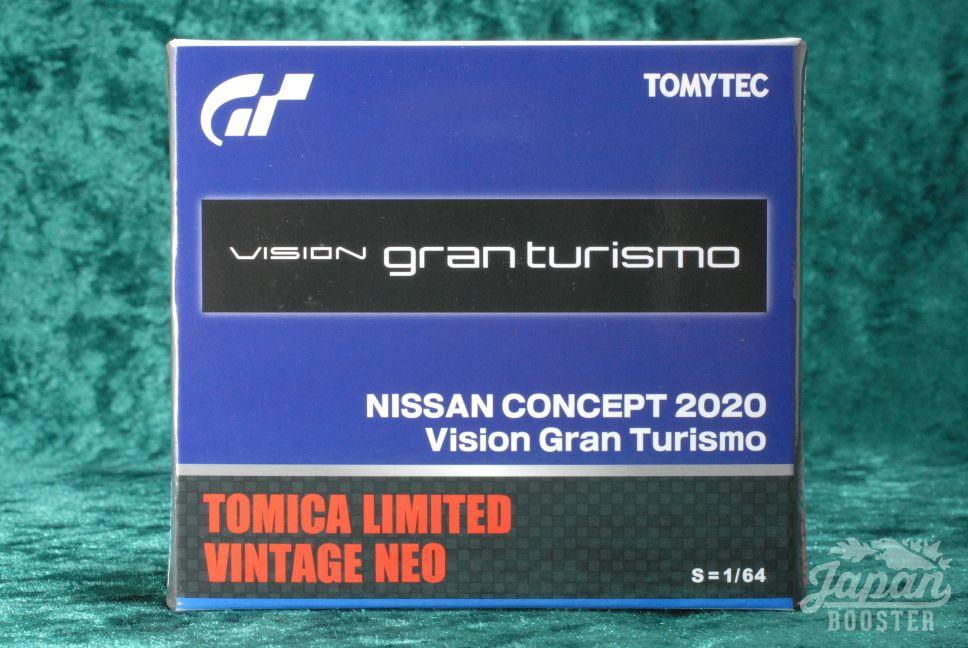 LV-NISSAN CONCEPT 2020 Blue