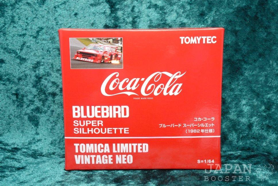 COCA COLA BLUEBIRD (Red)