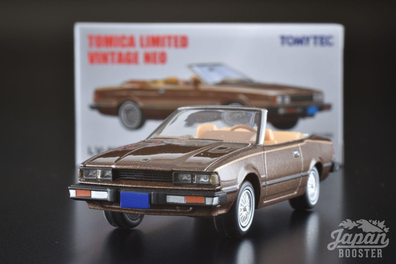 TOMYTEC Tomica Limited Vintage Neo 1//64 LV-N161a Datsun200SX tea custom roadster