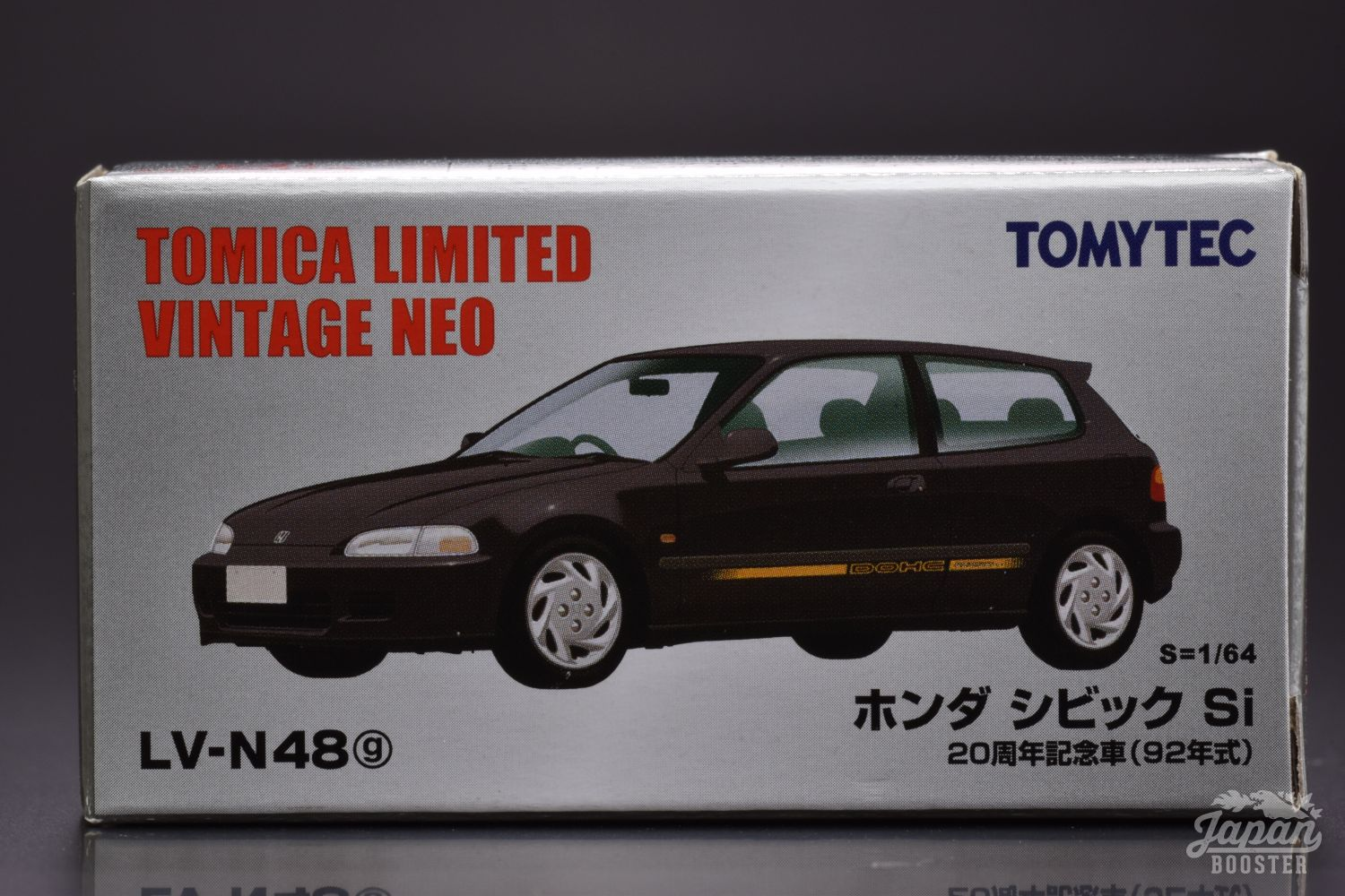 NEW TOMICA LIMITED VINTAGE NEO LV-N48g 1//64HONDA CIVIC Si 1992 20th ANNIVERSARY