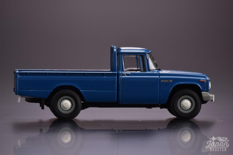 Tomica Limited Vintage LV-189a Toyota Stout Blue