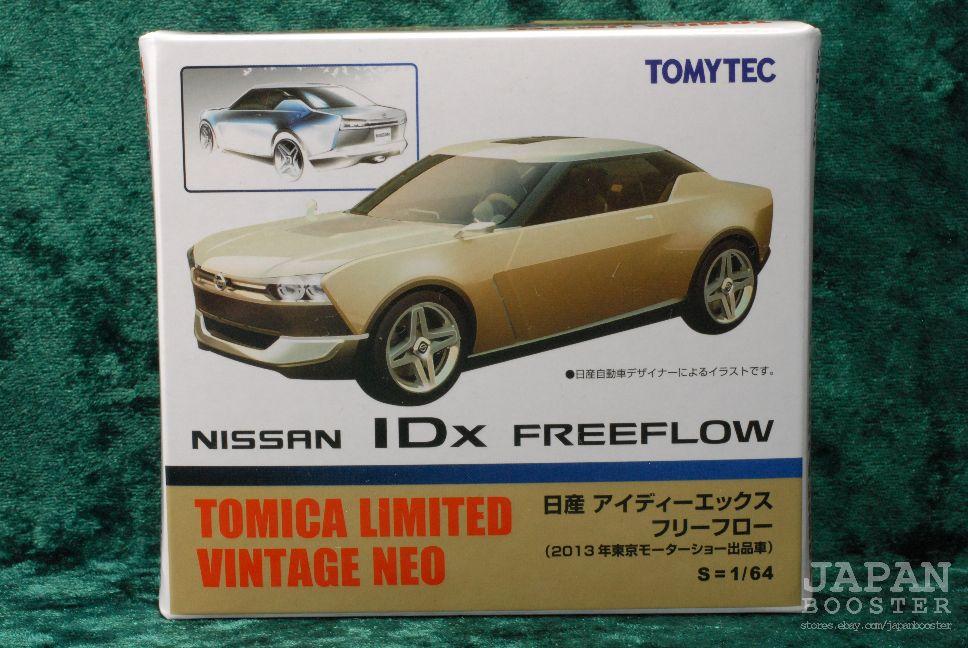 NISSAN IDX FREEFLOW 2013