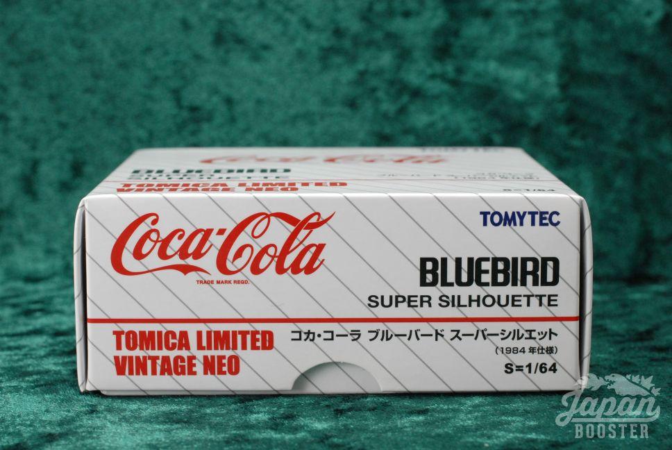 COCA COLA BLUEBIRD (White)