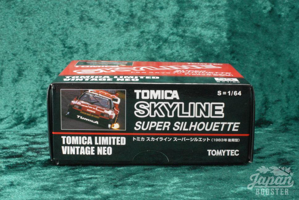 SKYLINE SUPER SILHOUETTE 1983 (Late ver.)