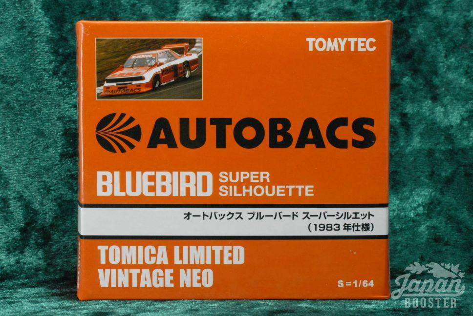 BLUEBIRD SUPER SILHOUETTE 1983 (Autobacs ver.)